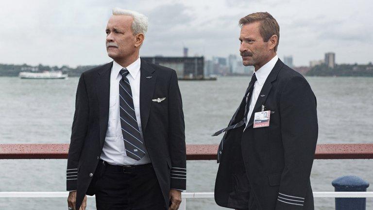 """Bộ đôi vàng Clint Eastwood và Tom Hanks """"hồi sinh"""" huyền thoại Sully"""