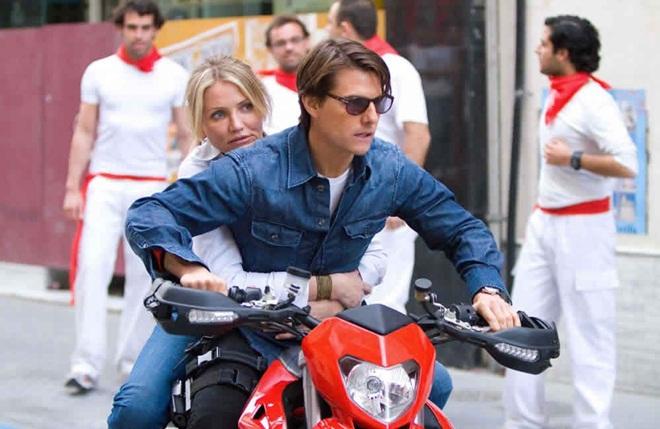Cobie Smulders ghi tên vào danh sách người tình hoàn hảo của Tom Cruise