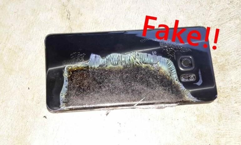 Samsung: Ít nhất 26 vụ nổ Galaxy Note 7 không hề được xác thực