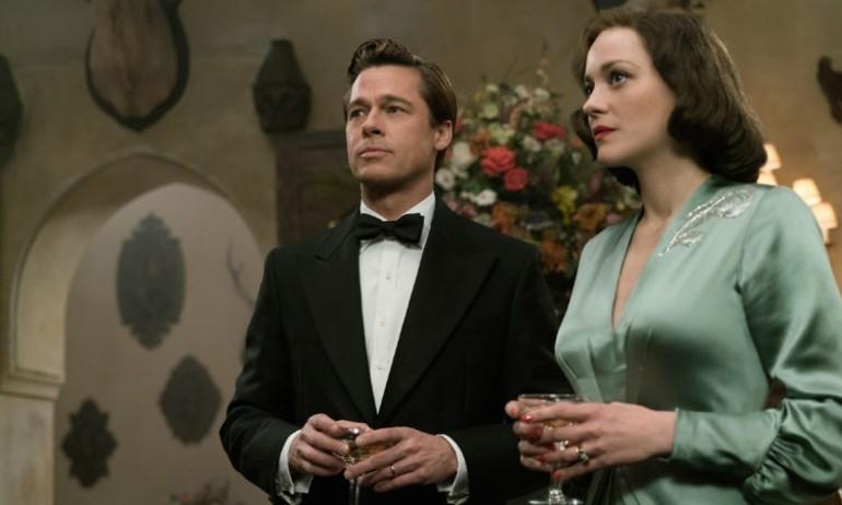 Hóng ngày ra mắt cặp đôi sát thủ Marion Cotillard và Brad Pitt trong Allied