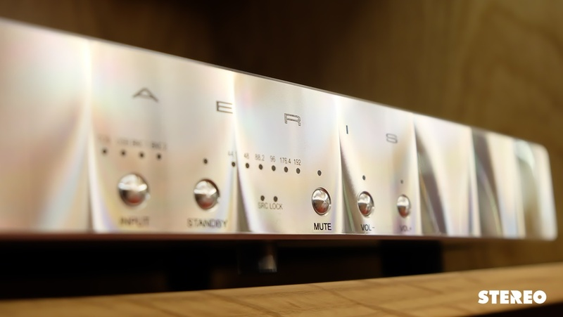 AERIS: DAC hi-end của Jeff Rowland
