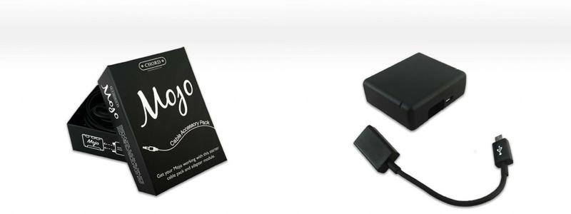 Chord Mojo Cable Pack – trọn bộ phụ kiện kết nối dành cho Chord Mojo