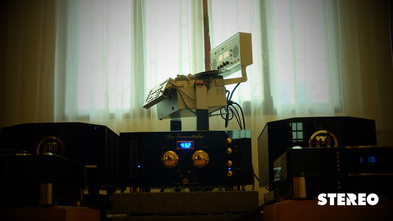 Trải nghiệm nguồn phát băng cối quý Nagra T-Audio tại phòng nghe Huy Lan Anh