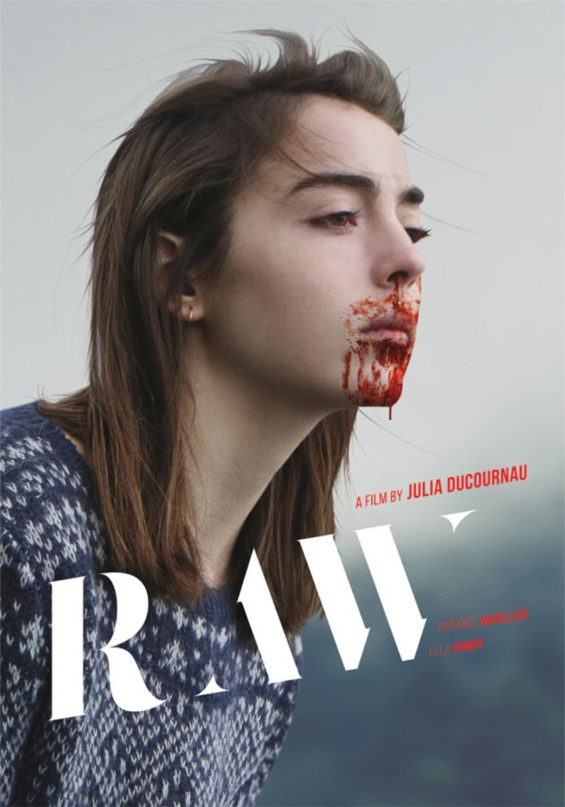 """Nhiều khán giả sốc đến ngất xỉu khi xem phim """"Raw"""""""