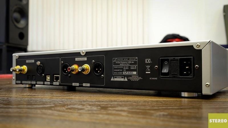 North Star Design Supremo DAC: hương vị hi-fi từ nước Ý