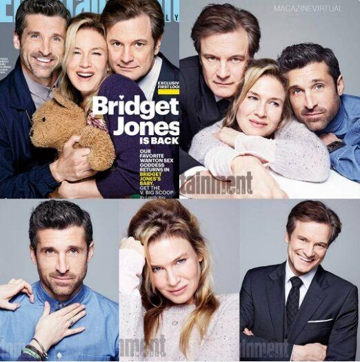 Nữ hoàng nhạc phim Ellie Goulding phù phép cho Bridget Jones'Baby