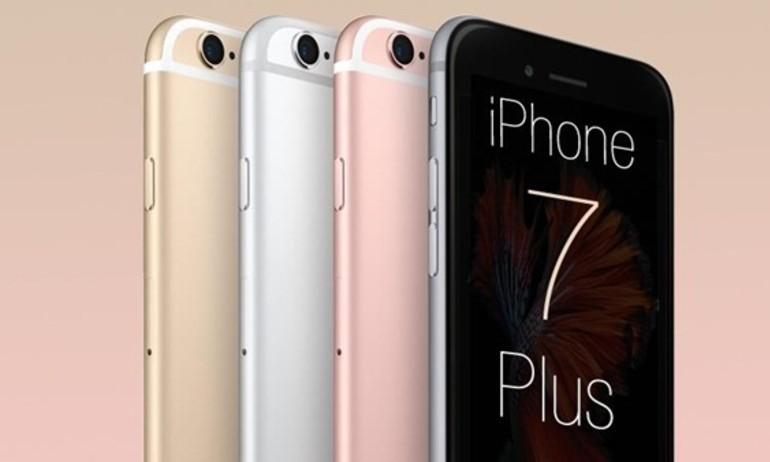 Rò rỉ clip chạy thử nghiệm iPhone 7 Plus dù chưa ra mắt