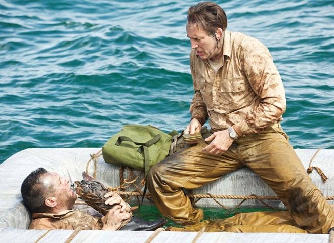 Sau Tom Hanks, tới Nicolas Cage chịu tội vì thảm họa chiến hạm Indianapolis