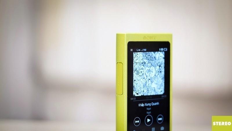 [PAS 2016] Trên tay máy nghe nhạc Sony Walkman NW-A30 đầu tiên tại Việt Nam