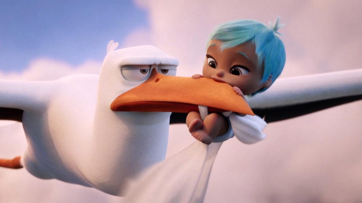 Storks tiết lộ lý do những đứa trẻ muốn có em
