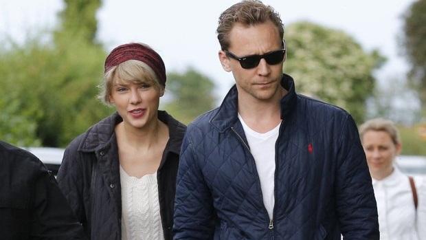 Taylor Swift và Tom Hiddleston đường ai nấy đi sau 3 tháng hẹn hò