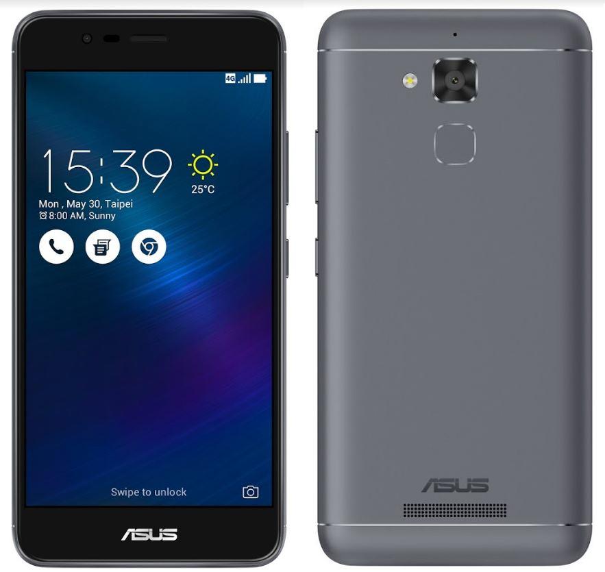 Zenfone 3 Max lên kệ: Pin 4130mAh, cảm biến vân tay, giá 4.5 triệu