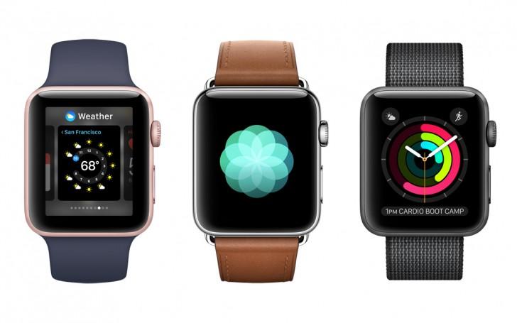 Apple Watch Series 2: Chống nước 50 mét, thiết kế cũ, phần cứng mới