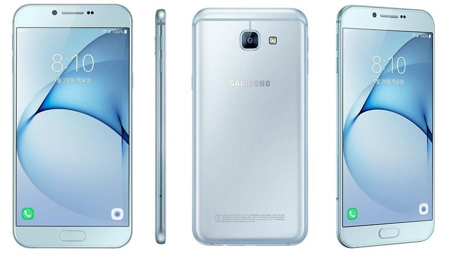 """Galaxy A8 2016 ra mắt: Chip """"ngon"""", màn lớn, thiết kế mới"""