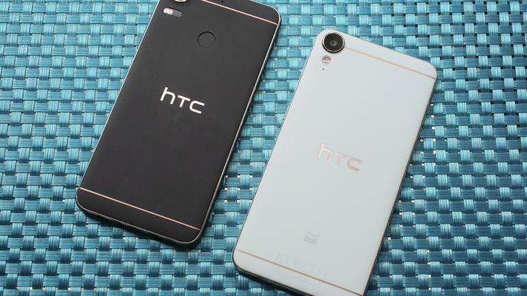 HTC Desire 10 Pro và Lifestyle: Máy tầm trung, nhấn mạnh âm thanh