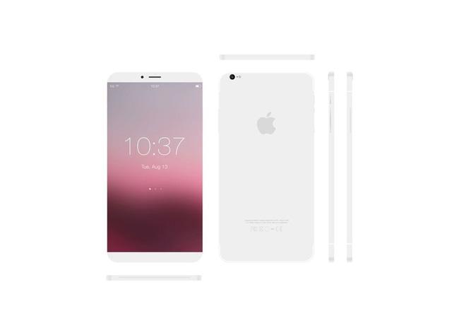 iPhone 7 chưa hết sốt, đã có ý tưởng thiết kế cho iPhone 8