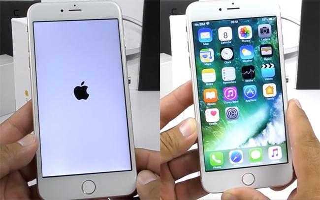 iPhone 7 chưa bán đã có hàng nhái, giá bằng 1/3
