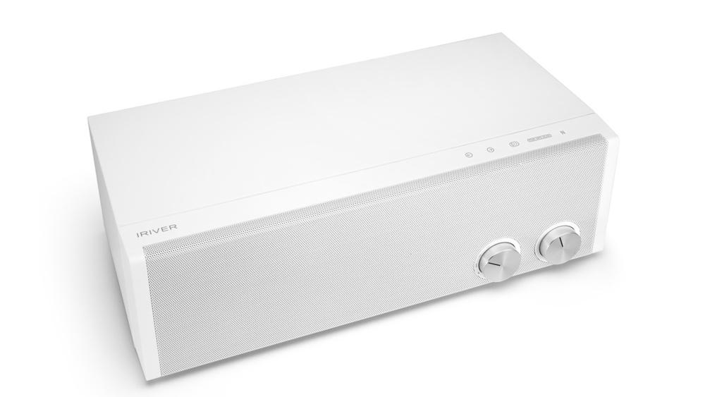 iRiver LS150 – loa để bàn gọn nhẹ chất lượng cao, hỗ trợ cả DLNA và AirPlay