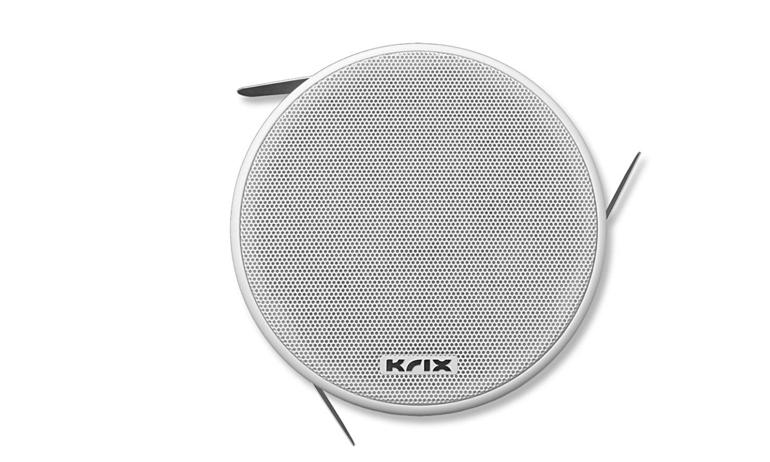 Krix ra mắt Helix – loa âm tường gọn nhẹ chất lượng cao