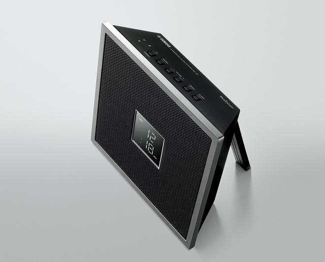 Yamaha chuẩn bị bán ra loa treo tường Restio ISX-18
