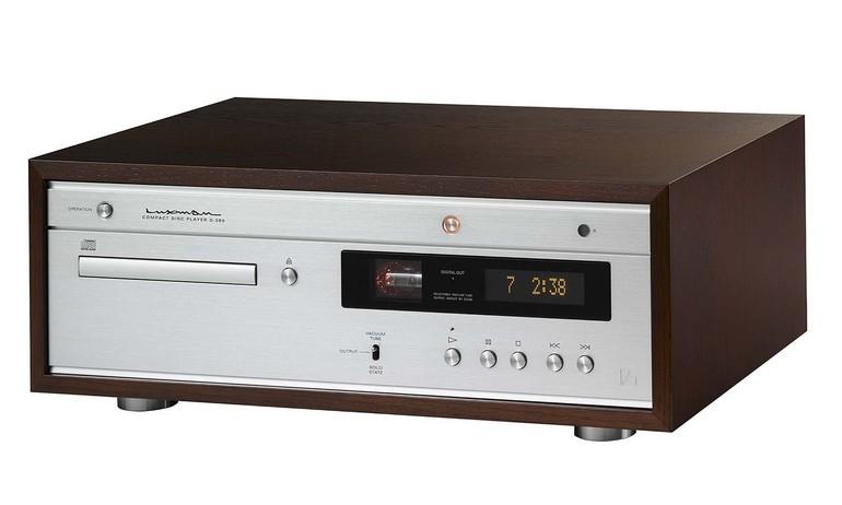 Luxman ra mắt hi-end CD Player D-380, giá dự kiến 65 triệu đồng