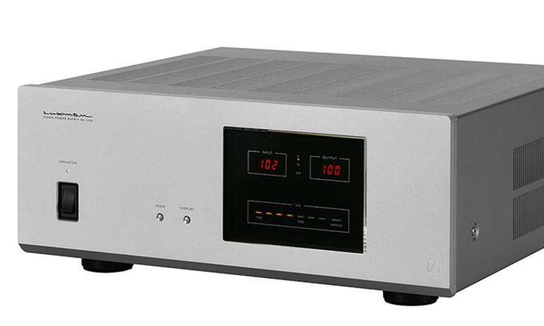 Luxman ES-1200 – lọc nguồn hi-end giá gần 130 triệu đồng
