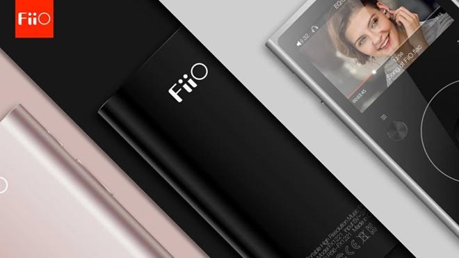 Máy nghe nhạc Fiio X1 2nd gen: vỏ nhôm nguyên khối, điều khiển cảm ứng