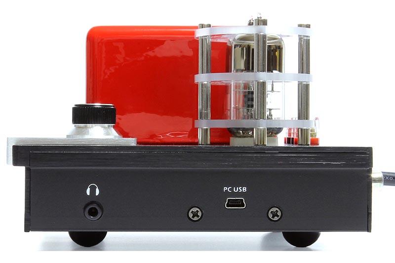 Soundfort QS-9 – ampli đèn hybrid tích hợp USB DAC giá rẻ