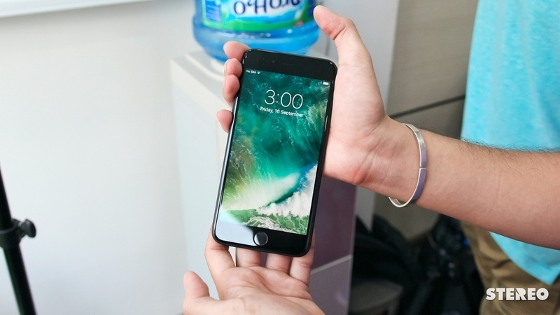 Trên tay iPhone 7 Plus tại Việt Nam: Siêu phẩm vẫn là siêu phẩm