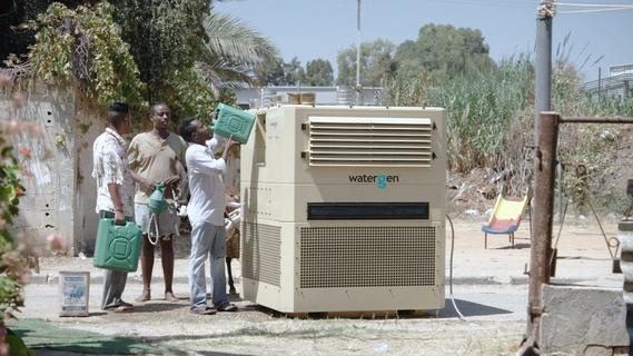 Trời cứ nóng ẩm là có nước sạch để dùng với phát minh của Water-Gen
