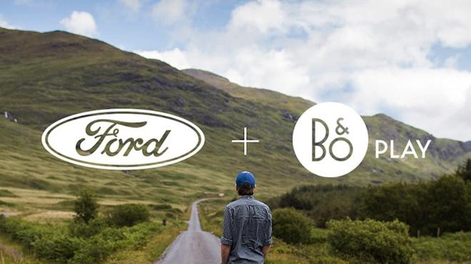 Ford hợp tác cùng Harman và B&O phát triển âm thanh ô tô năm 2017