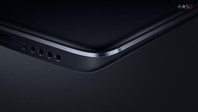 Xiaomi Mi 5s ra mắt: Snapdragon 821, vân tay sóng siêu âm, giá 7 triệu