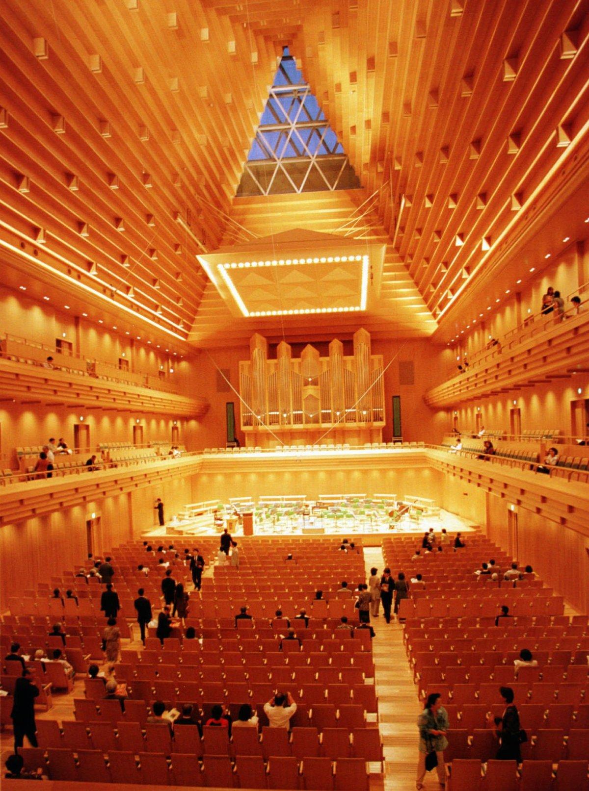 10 nhà hát có chất lượng âm thanh tốt nhất thế giới
