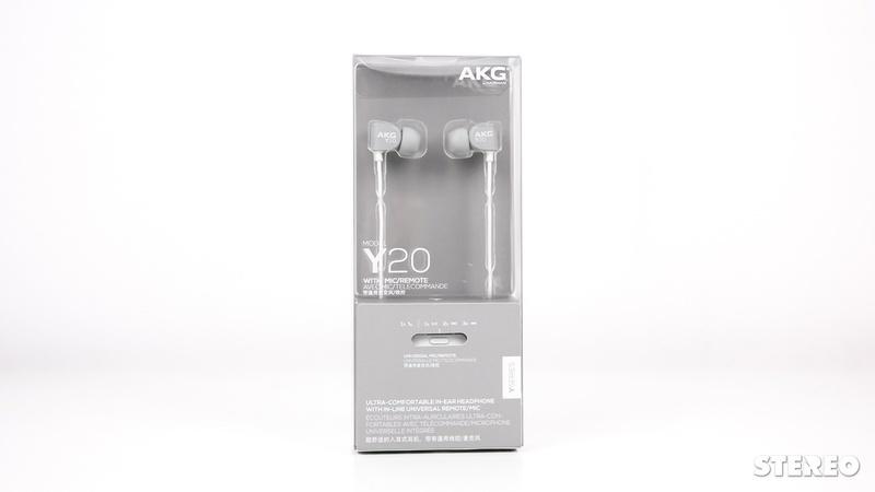 Mở hộp AKG Y20: Tai nghe nhỏ gọn, trẻ trung dành cho smartphone