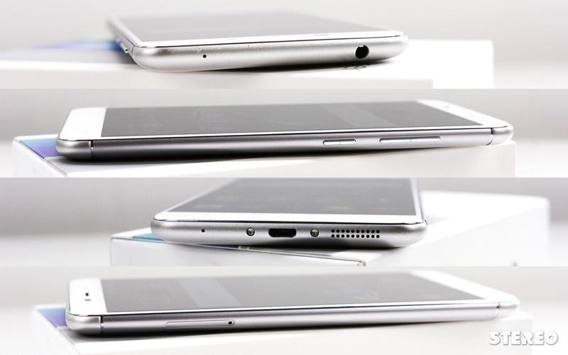 Mở hộp Zenfone 3 Laser: Vỏ nhôm cao cấp, cảm biến vân tay và giá hợp lý