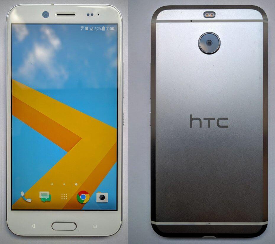 Rò rỉ HTC Bolt: Cũng không jack tai nghe như iPhone 7?