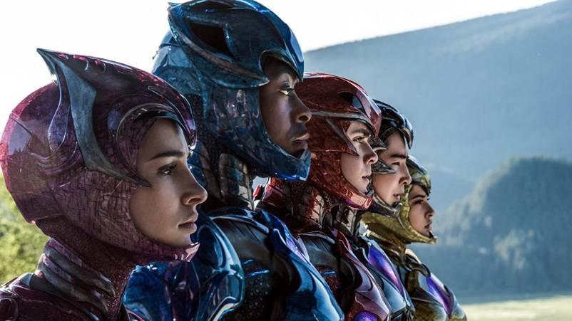 Hé lộ ác nhân trong trailer mới của Power Rangers