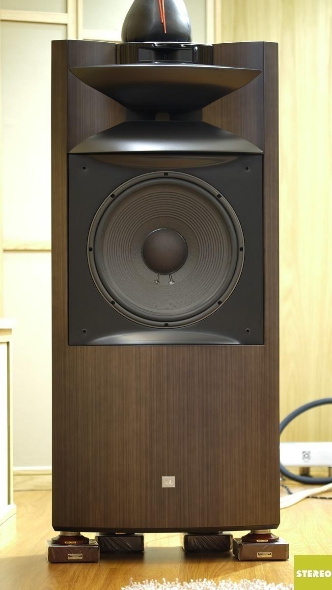 JBL Project K2 S9900: Loa lớn cho dàn nhạc lớn