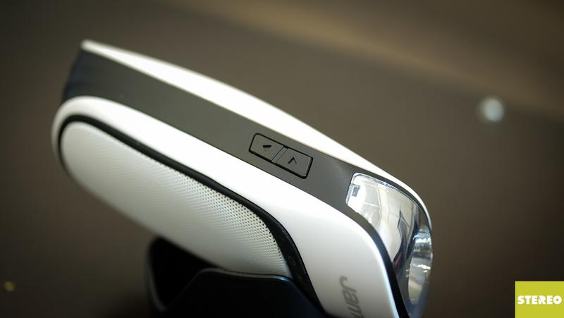 Mở hộp Jamo DS1: loa di động kiêm đèn pin siêu nhỏ gọn dành cho xe đạp