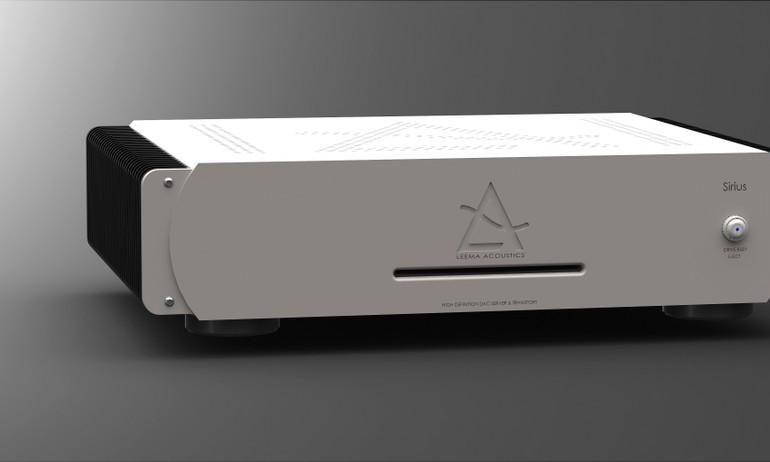 Leema Acoustic giới thiệu hi-end music streamer Sirus, giá 108 triệu đồng