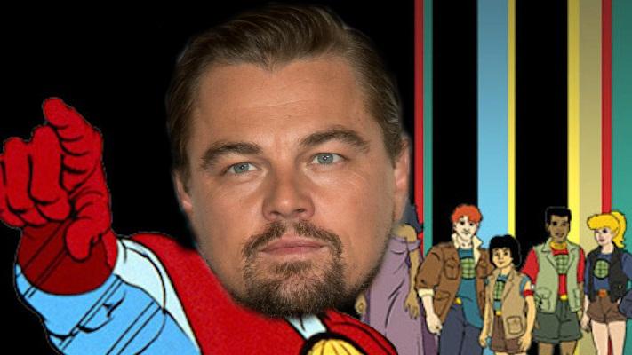 Leonardo DiCaprio mang tình yêu môi trường vào phim siêu anh hùng