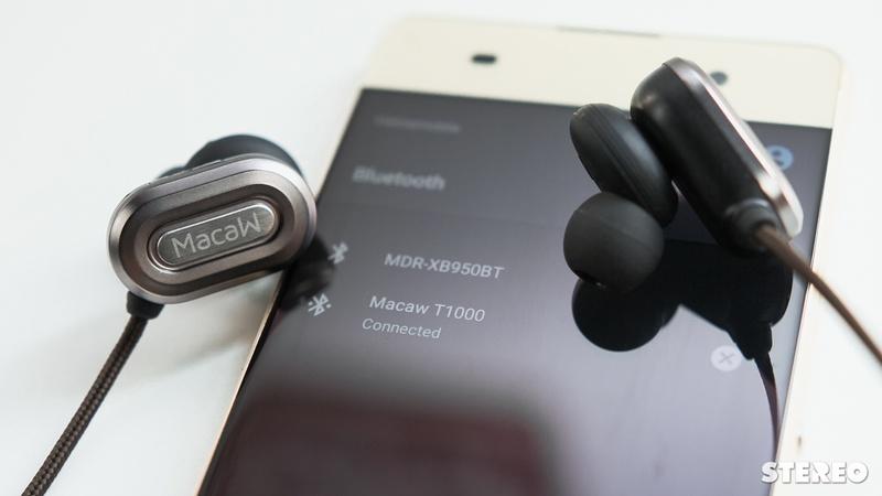 Mở hộp Macaw T1000 – tai nghe Bluetooth chống nước nhỏ gọn, tiện dùng