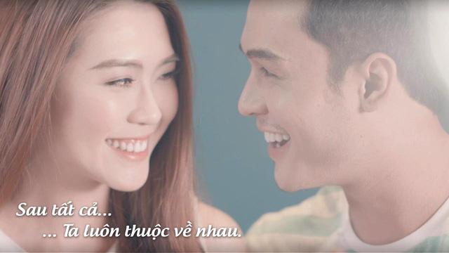 Sao Việt chia sẻ nhiệt tình MV Sau Tất Cả mới toanh của Erik và Minh Như