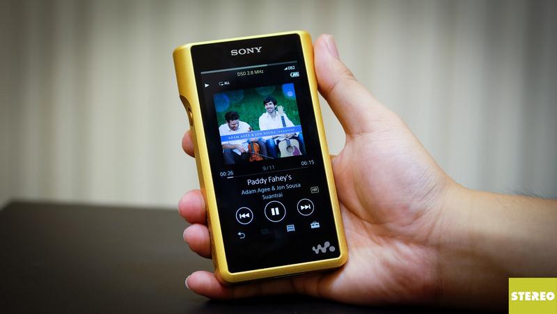 [PAS 2016] Trên tay máy nghe nhạc Sony Walkman NW-WM1Z đầu tiên tại Việt Nam !