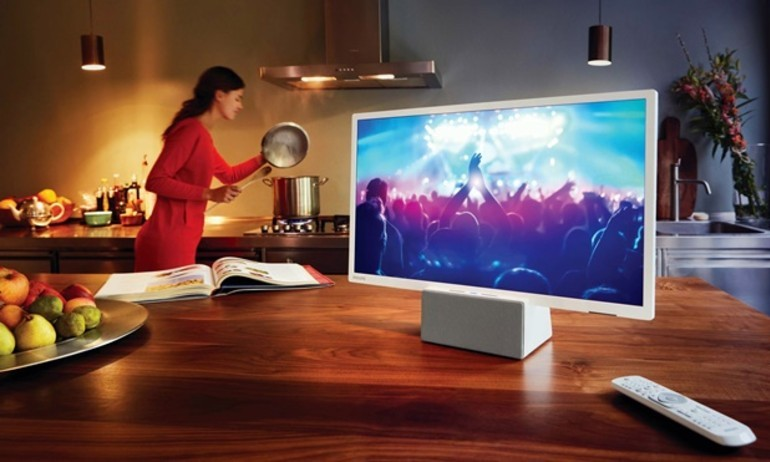 Philips 24PFS5231: TV 24inch kèm loa Bluetooth 2.1 16watt