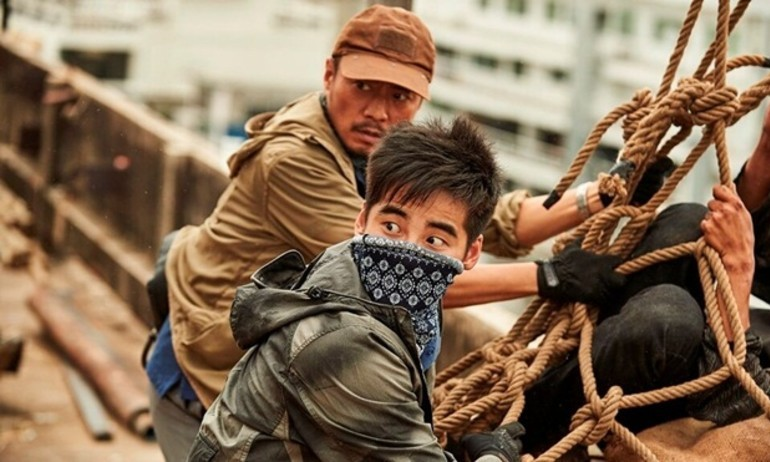 Tàn sát đẫm máu ở Trung Quốc tái hiện trong Điệp Vụ Tam Giác Vàng