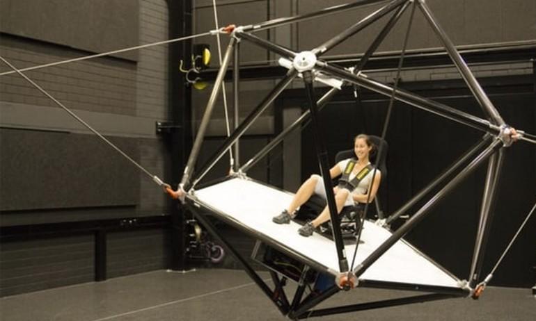 Thêm kính VR nữa thôi, CableRobot Simulator ăn đứt mọi game thực tế ảo