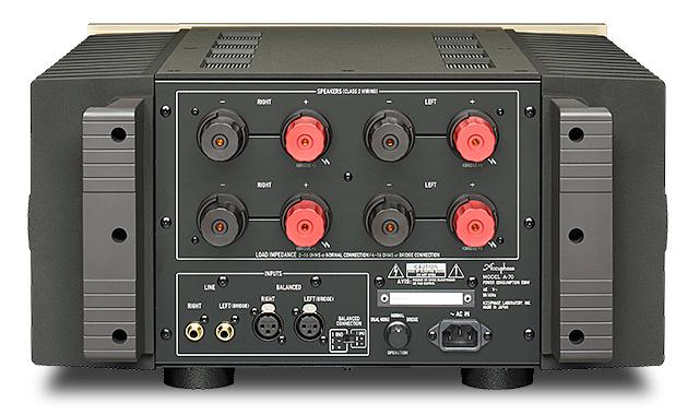 Ampli công suất 2 kênh thuần Class A Accuphase A70