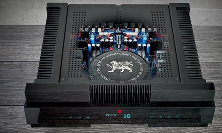 Gryphon ra mắt ampli tích hợp Gryphon Diablo 120, tùy chọn DAC