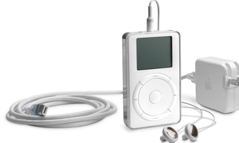 Ngày này 15 năm trước, chiếc iPod đầu tiên đã ra đời